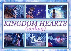 kingdom hearts ending