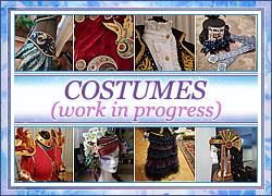 costumes wip