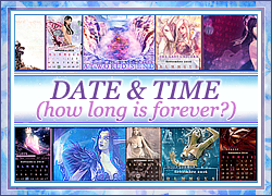 """""""date&time"""